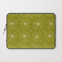 seedheads green Laptop Sleeve