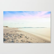 Sand, Sea and Sky - Relaxing Summertime Canvas Print