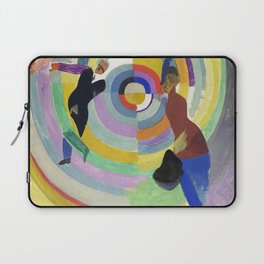 "Robert Delaunay ""Political Drama"" Laptop Sleeve"