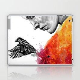 Goodbye depression Laptop & iPad Skin
