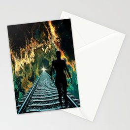 A Journey To A Star Stationery Cards
