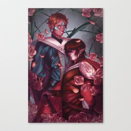 Klancelot Canvas Print