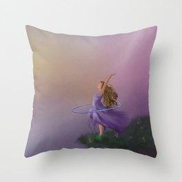 Lands end Throw Pillow