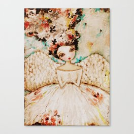 Angel Love Canvas Print