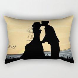 Forever in Love Rectangular Pillow