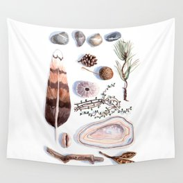 Nature collection # 1 Wall Tapestry