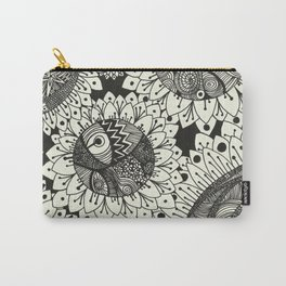 Sunflower's cosmic field  Carry-All Pouch