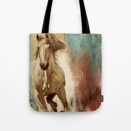 Loyal Steed Tote Bag