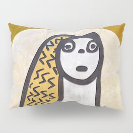 Tribal Idol #1 Pillow Sham