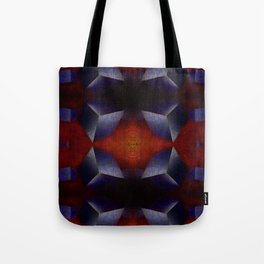 Chaotic Cubes Tote Bag
