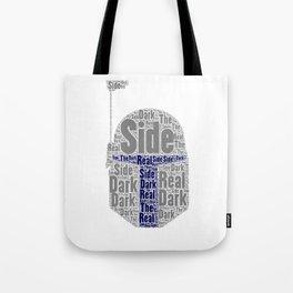 The real dark side - Jango Tote Bag