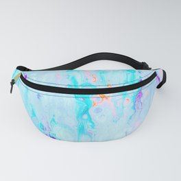 Candy Rush #abstract Fanny Pack