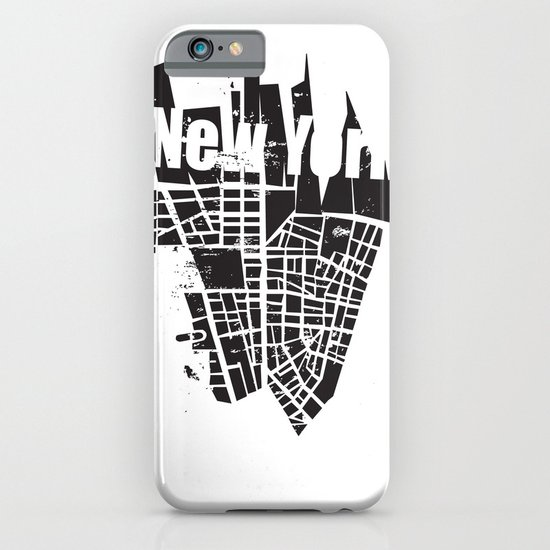 New York City iPhone & iPod Case