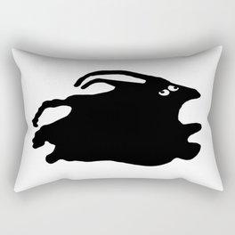 Faux Pas Rectangular Pillow