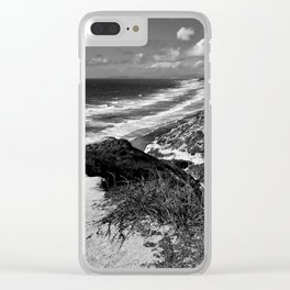 Torrey Pines I Clear iPhone Case