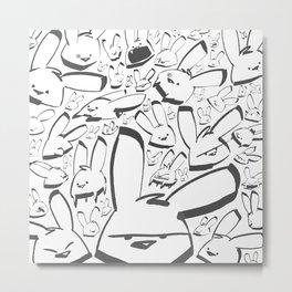 POLO - Montage Metal Print