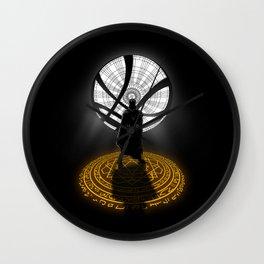 Doctor Weird Wall Clock