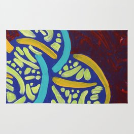 COLOR MY WORLD 2 Rug