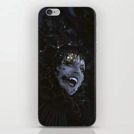 Back to dust iPhone Skin