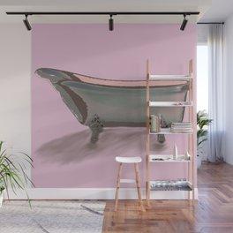 Bathtub Wall Mural