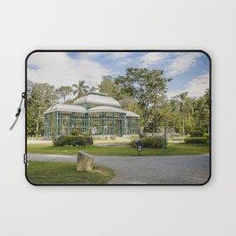 Palácio de Cristal Laptop Sleeve