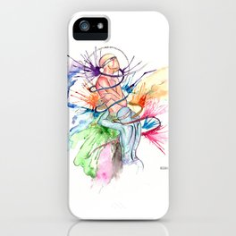 CONFESSION I @EdART iPhone Case