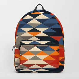 Southwestern Diamonds Backpack