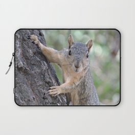 Who You Lookin' At? Laptop Sleeve