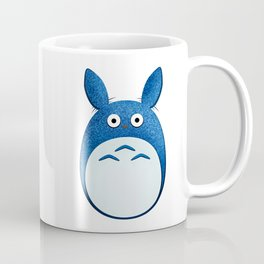 Spirit of the Forest, Blue Coffee Mug