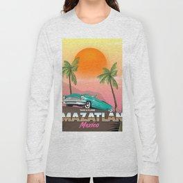Mazatlán Mexico Long Sleeve T-shirt