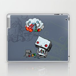 A Dream About the Future Laptop & iPad Skin