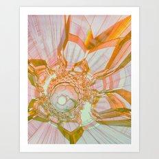 PEWTANIUM (everyday 10.02.16) Art Print