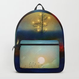 A beautiful Christmas Backpack