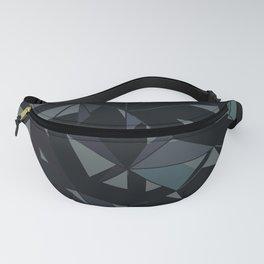 3D Futuristic GEO Fanny Pack