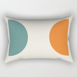 Old Spiral Rectangular Pillow