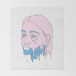 Girlscream. Throw Blanket