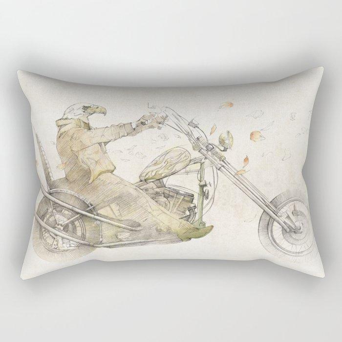 Eaglerider Rectangular Pillow