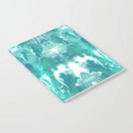 Aqua Blue Lagoon Notebook