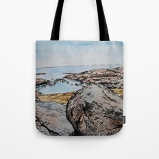 Take Me Down To The Water  Tote Bag