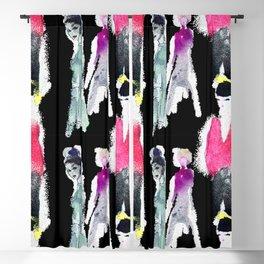 Fashion Pattern Blackout Curtain