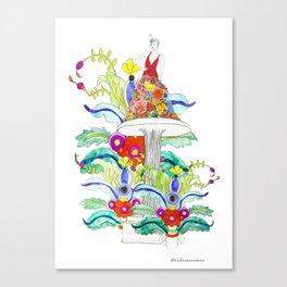 Daga Canvas Print