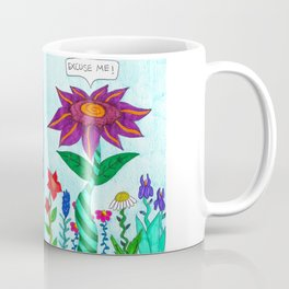 EXCUSE ME Coffee Mug