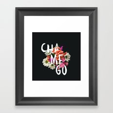Chamego Framed Art Print
