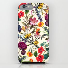 Magical Garden V iPhone Case