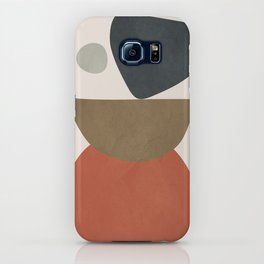 Abstract Balancing Stones iPhone Case
