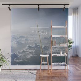 Trelll Take-Off - All Over T-Shirt Wall Mural