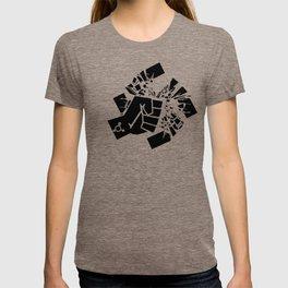 Obliterate Hate (trans men) T-shirt
