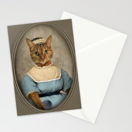 "Jane ""Paw""sten Stationery Cards"