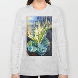 Staghorn Fern Long Sleeve T-shirt