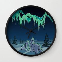 Arctic Art Gifts Wall Clock